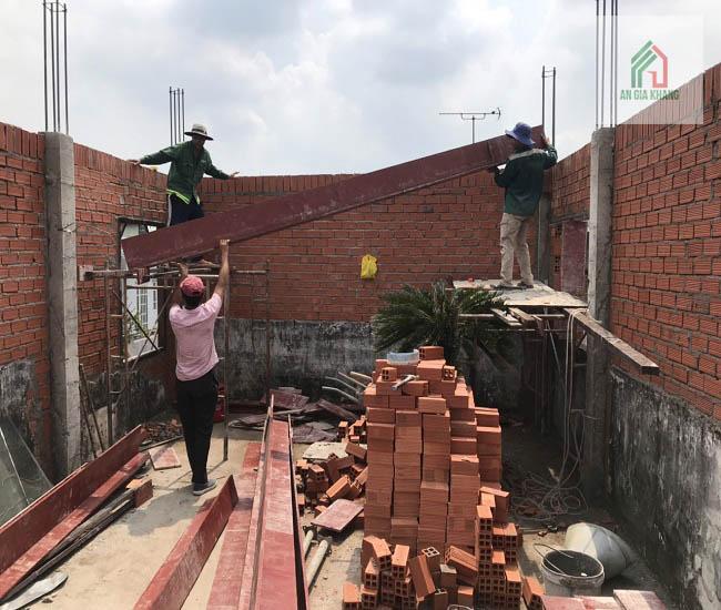 xây thô trọn gói