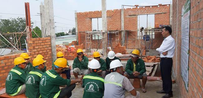 phong thủy xây nhà cho gia chủ