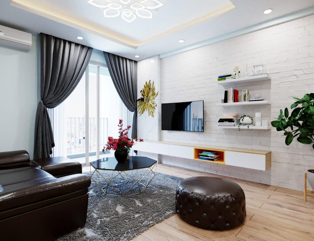 Ứng dụng thiết kế nội thất hợp phong thủy trong đời sống