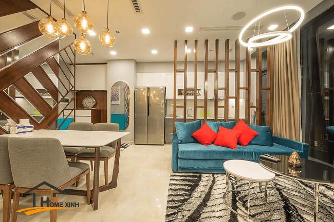chuyên thiết kế nội thất hiện đại