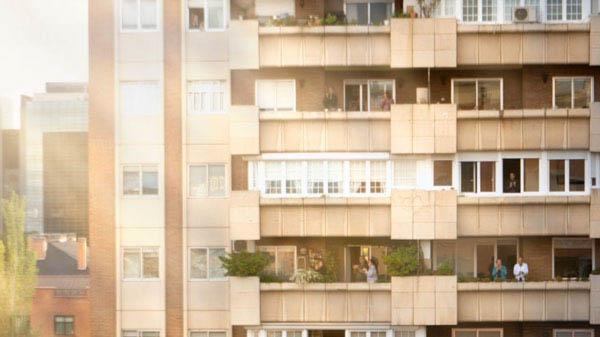 nhà chung cư là gì