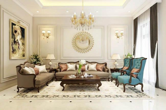 ưu điểm của việc thiết kế nội thất nhà