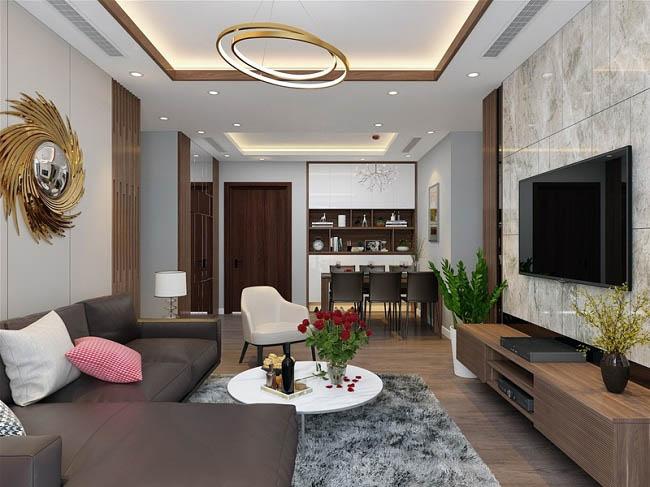 vai trò thiết kế nội thất nhà