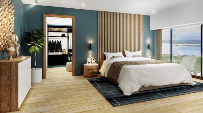 nội thất khách sạn phong cách hiện đại