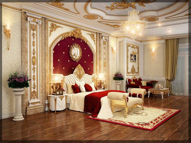 thiết kế nội thất cho khách sạn