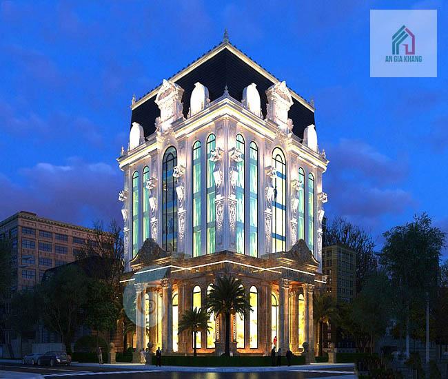 đơn giá xây dựng khách sạn 3 sao