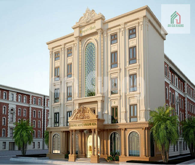 đơn giá xây dựng khách sạn 4 sao