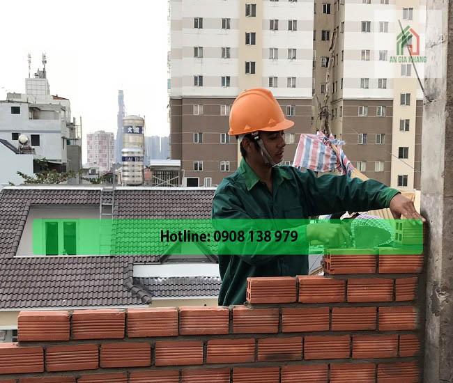 báo giá xây nhà 2 tầng mái thái