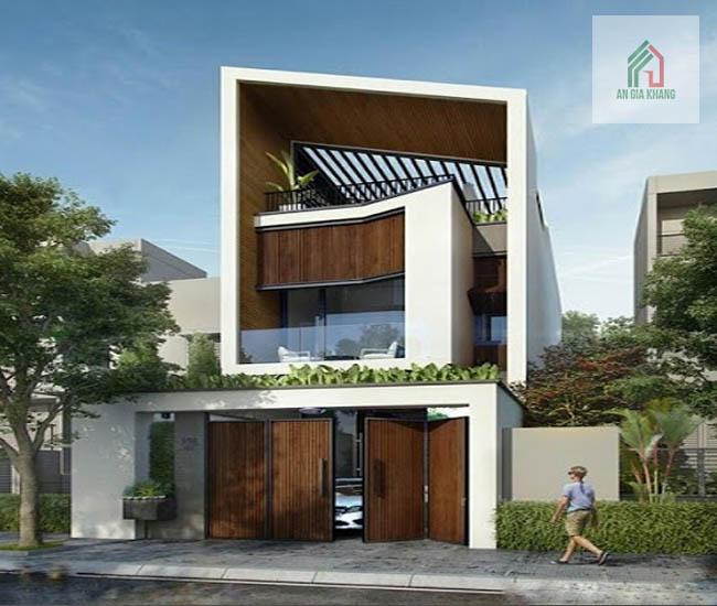 thiết kế nhà hiện đại diện tích nhỏ chuyên nghiệp