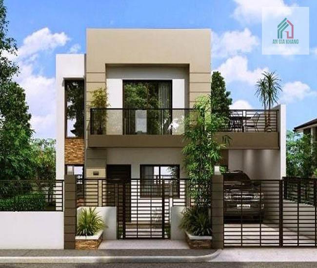 thiết kế nhà vườn 2 tầng chuyên nghiệp