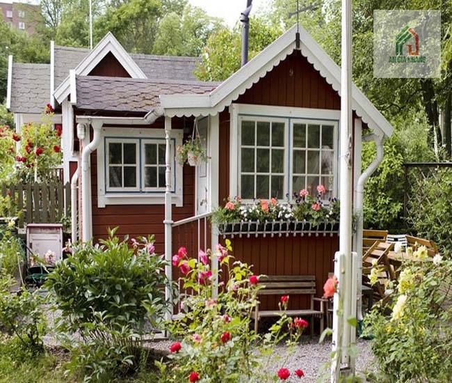 tư vấn thiết kế nhà vườn