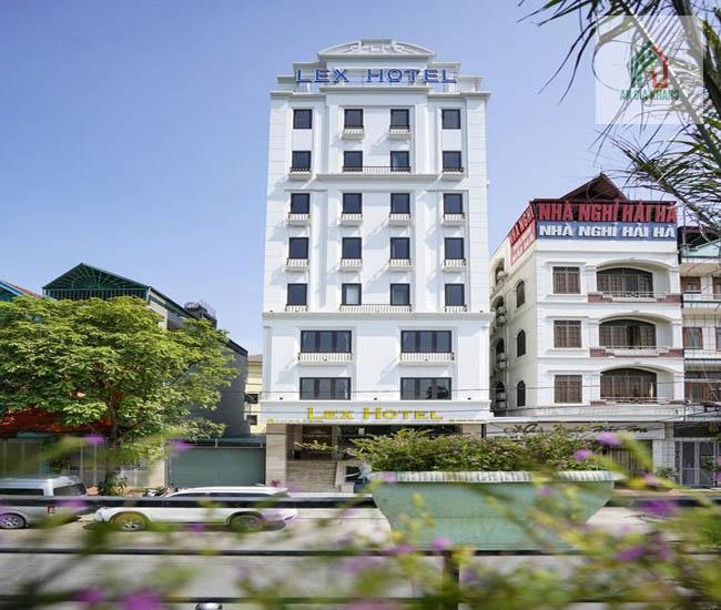 dự toán xây dựng khách sạn mini