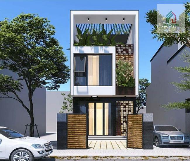 chi phí xây nhà 2 tầng 80 m2
