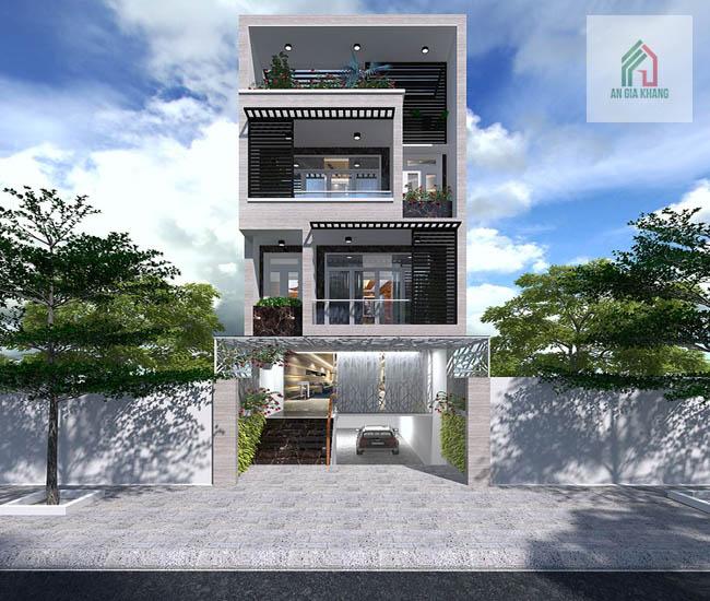 xây nhà 4 tầng chuyên nghiệp