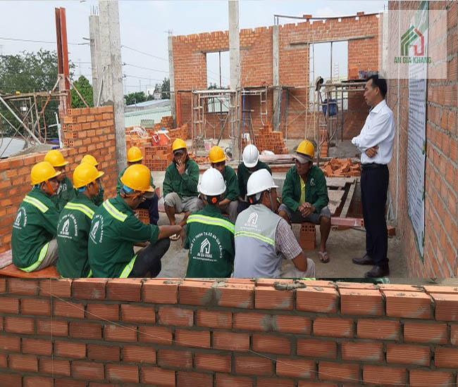 dịch vụ xây nhà trọn gói uy tín