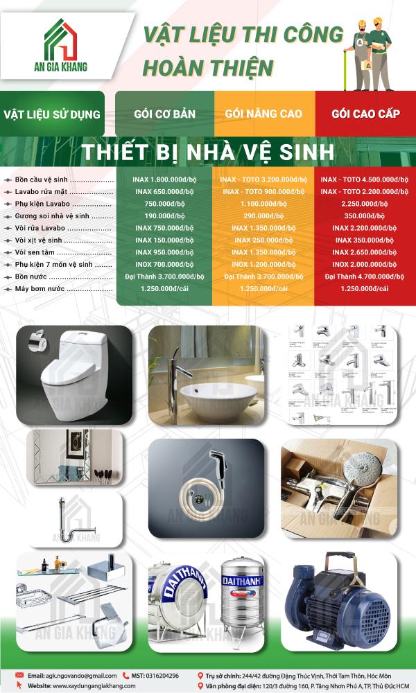 vật liệu nhà vệ sinh An Gia Khang