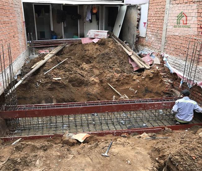 xây nhà trọ trọn gói