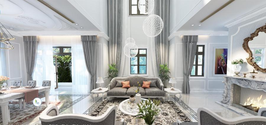 Dự trù kinh phí thiết kế nội thất